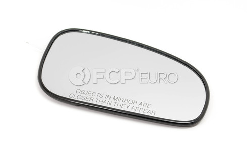 Volvo Rearview Mirror Glass Right (S80 S60 V70) - Genuine Volvo 9203127