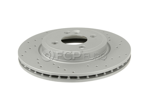 MINI Brake Rotor Front - Zimmerman Sport 150.3400.52
