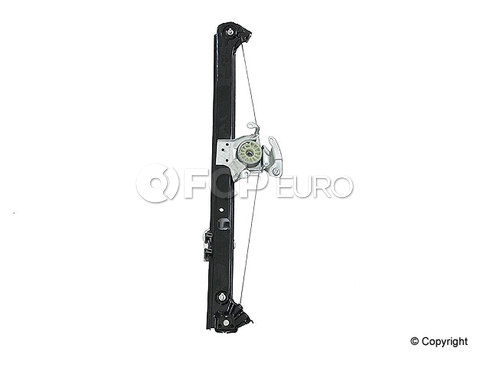 BMW Window Regulator Rear Left (E53) - Genuine BMW 51357125059