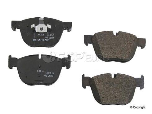 BMW Brake Pad Set - Textar 2417001