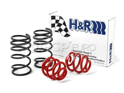 BMW Sport Spring Lowering Kit - H&R 29910-2