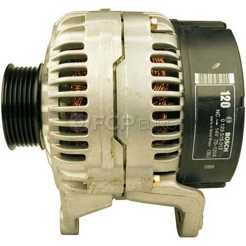 Audi Alternator 120 AMP - Bosch 046903015FX