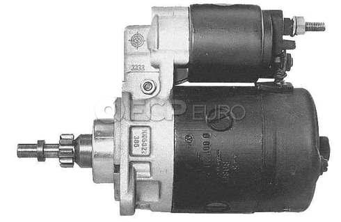 VW Starter Motor - Bosch SR19X
