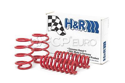 BMW Sport Spring Lowering Kit (E90 E92 M3) - H&R 29053-1