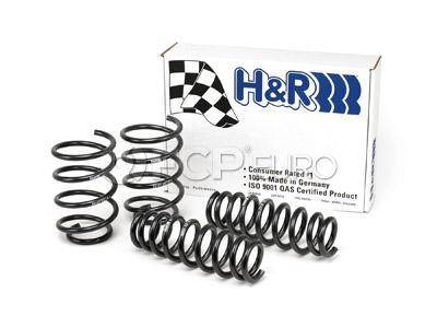 BMW Lowering Springs (325i 328i 330i E90) - H&R Sport 50490