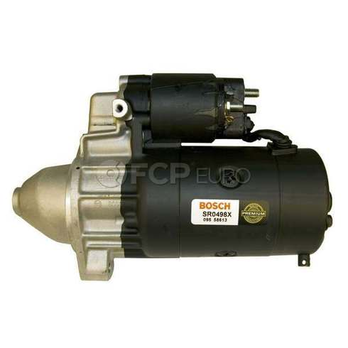 Mercedes Starter Motor (SL600 W129) - Bosch 0041515201
