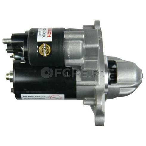 Mini Cooper Remanufactured Starter Motor - Bosch SR0466X