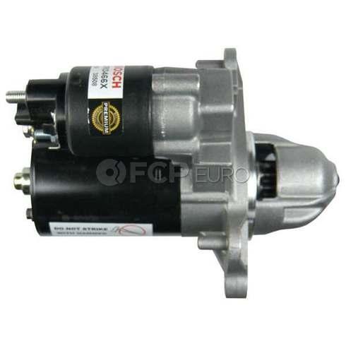 Mini Cooper Remanufactured Starter Motor - Bosch SR0466X