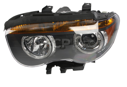 BMW Headlight Assembly w/o Adaptive Left (E65 E66) - Hella 63127165449