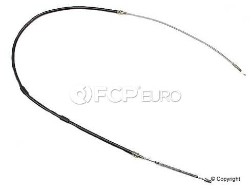 Parking Brake Cable - Gemo - 433680