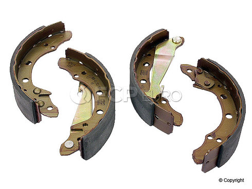 VW Audi Drum Brake Shoe - Feb 357698525