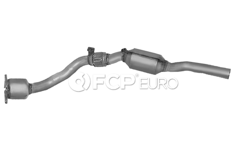 Audi Catalytic Converter Left (A6 Quattro Allroad) - DEC AU1301D