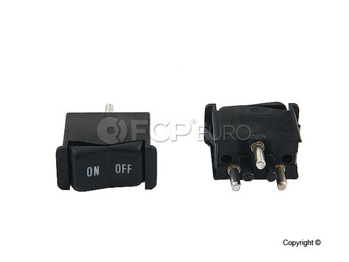 Mercedes A/C and Heater Control Switch - Genuine Mercedes 0008207910