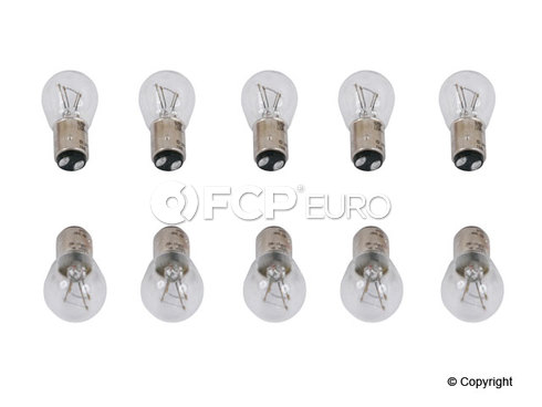 Audi VW Tail Light Bulb (Passat) - Osram 7225