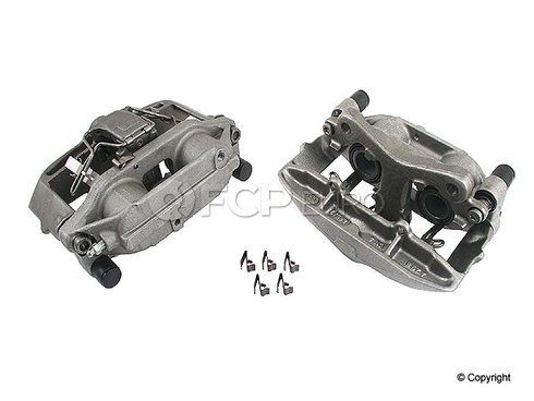 Audi VW Brake Caliper Front Right (A6 Quattro Passat S4)- TRW (OEM) 4B0615108B