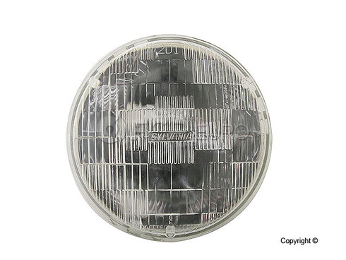 VW Audi Headlight Bulb - Osram 6014