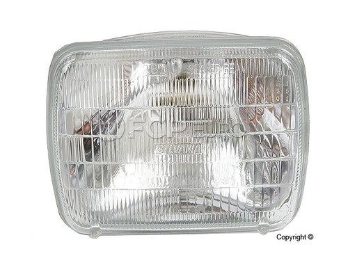 VW Headlight Bulb (Rabbit Rabbit Pickup Golf) - Osram 6052