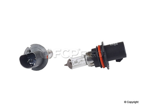 Headlight Bulb (HB5) - Hella 78322