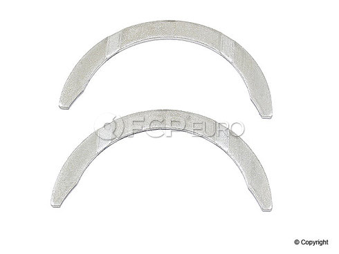 Jaguar Crankshaft Thrust Washer Set (Vanden Plas XJ6 XKE) - Vandervell C34744