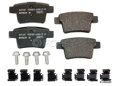 Jaguar Brake Pad Set (X-Type) - Genuine Jaguar C2S038068