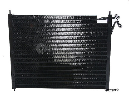 Jaguar A/C Condenser (Vanden Plas XJ6) - Air Products CBC8074