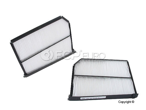 Jaguar Cabin Air Filter (S-Type) - Bosch P3869