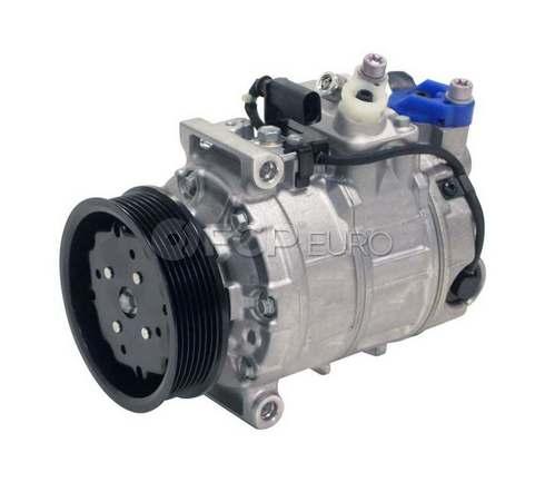 VW A/C Compressor (Passat Phaeton Touareg) - Denso 471-1392