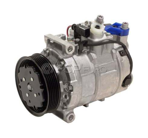Audi VW A/C Compressor - Denso 8E0260805F