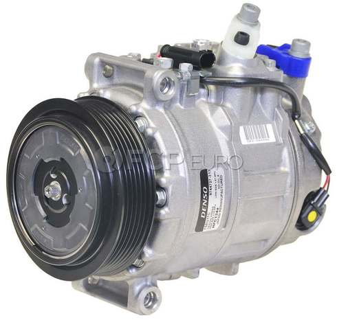 Mercedes A/C Compressor - Denso 471-1474