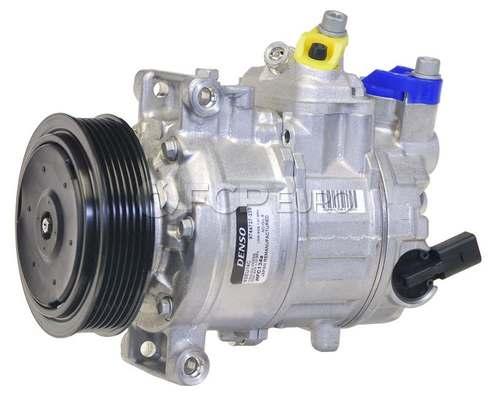 Audi VW A/C Compressor (A3 TT TT Quattro Eos) - Denso 471-1494