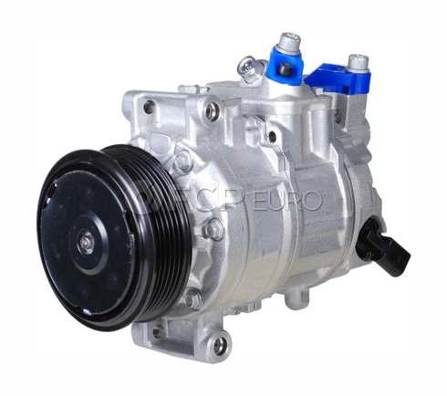 Audi VW A/C Compressor - Denso 8E0260805CB