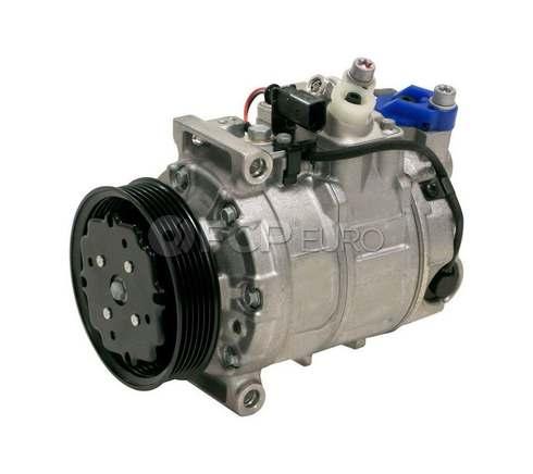Audi A/C Compressor (A4 A4 Quattro) - Denso 8E0260805S