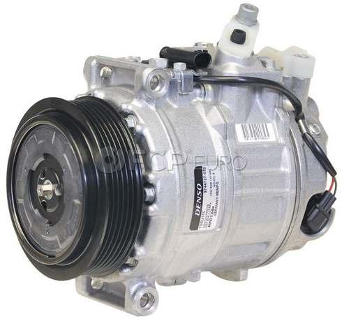 Mercedes A/C Compressor - Denso 471-1578