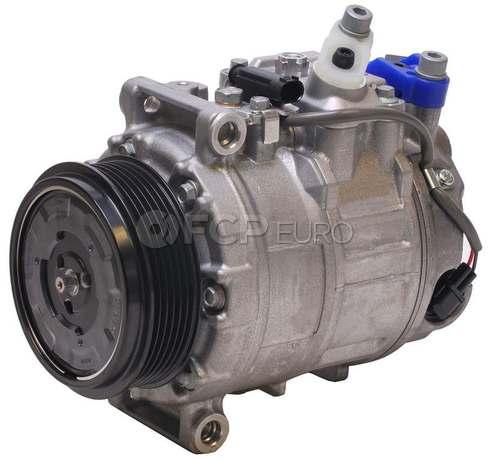 Mercedes A/C Compressor (CL550 S550) - Denso 471-1586
