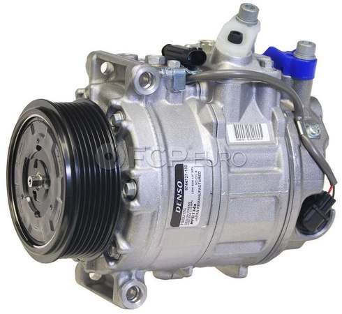 Mercedes A/C Compressor (CL600 CL65 AMG S600 S65 AMG) - Denso 0022308111