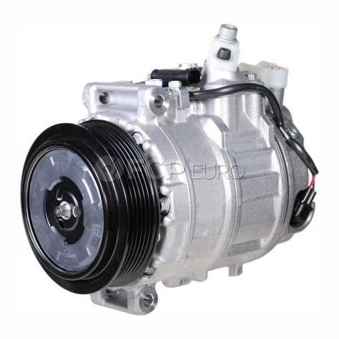Mercedes A/C Compressor (E350 SLK280 SLK300 SLK350) - Denso 471-1593