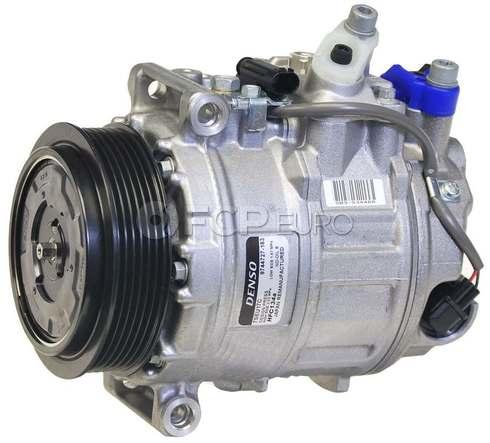 Mercedes A/C Compressor (ML63 AMG R63 AMG) - Denso 471-1598
