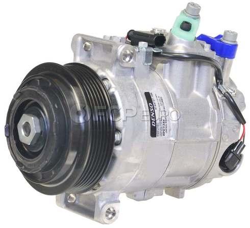 Mercedes A/C Compressor- Denso 0012305011
