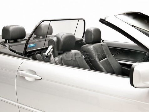 BMW Convertible Wind Deflector (E46) - BMWE46WD-Y