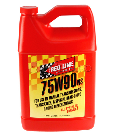 Red Line Synthetic Gear Oil (75W90) 1 Gallon - 58305