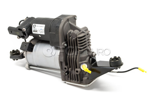 BMW Suspension Air Compressor (E61) - Genuine BMW 37106793778