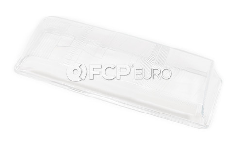 Volvo Headlight Lens Right (940 S90 V90) - Economy 9126579