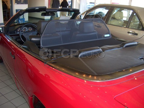 Mercedes-Benz Convertible Wind Deflector (E300 E320) - MB124WD-Y
