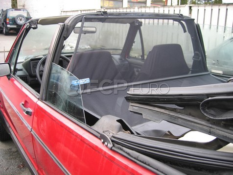VW Convertible Wind Deflector (Golf Cabrio Mark 1) - VW1WD-G
