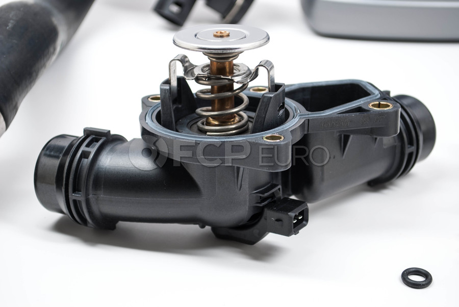 Bmw Cooling System Overhaul Kit With Water Pump E46coolkit Fcp Euro