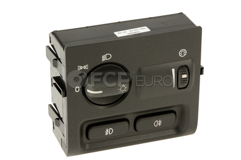 Volvo Headlight Switch (S40 V40) Genuine Volvo - 30613943