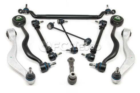 BMW 10-Piece Control Arm Kit (E28 E24) - Meyle E2810Piece