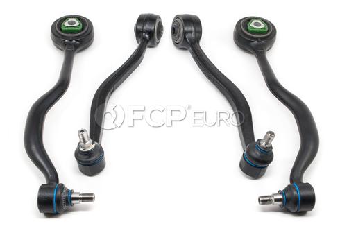BMW 4-Piece Control Arm Kit Steel (E28 E24) - Meyle E284PieceSteel-