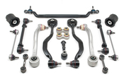 BMW 16-Piece Control Arm Kit (E24 E28) - Lemforder E2816PIECE-L