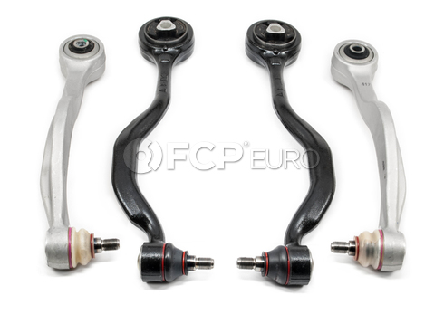 BMW 4-Piece Control Arm Kit Upgrade (E28 E24) - Lemforder E284PieceM5